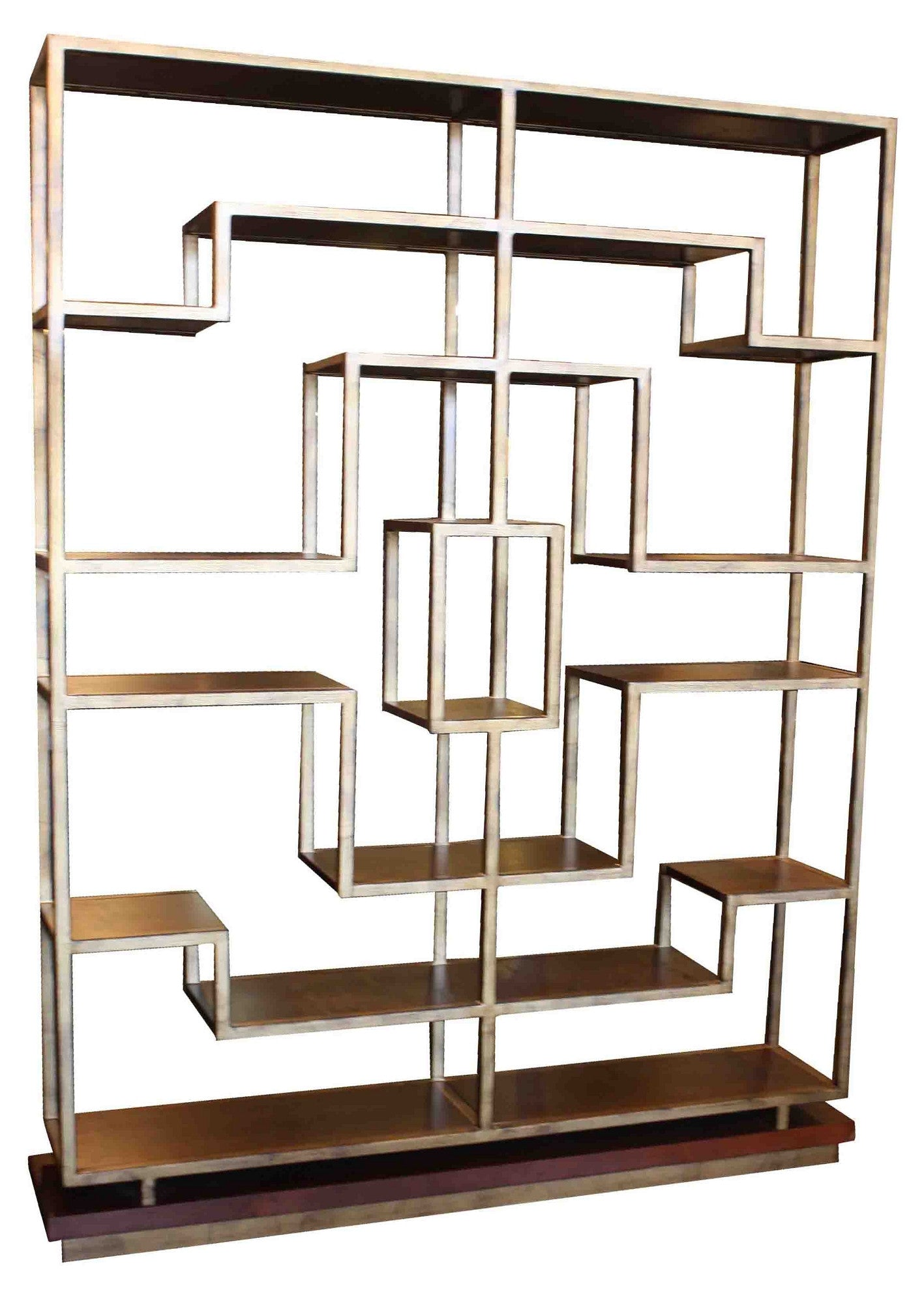 Casablanca Contemporary Bookcase