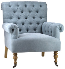Urban Avery Tufted Occasional Arm Chair