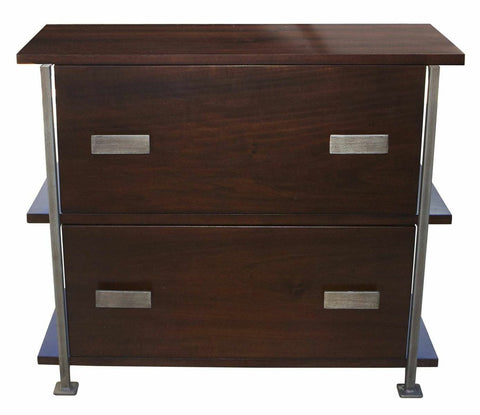 Chelsea Mid Century Modern File Cabinet