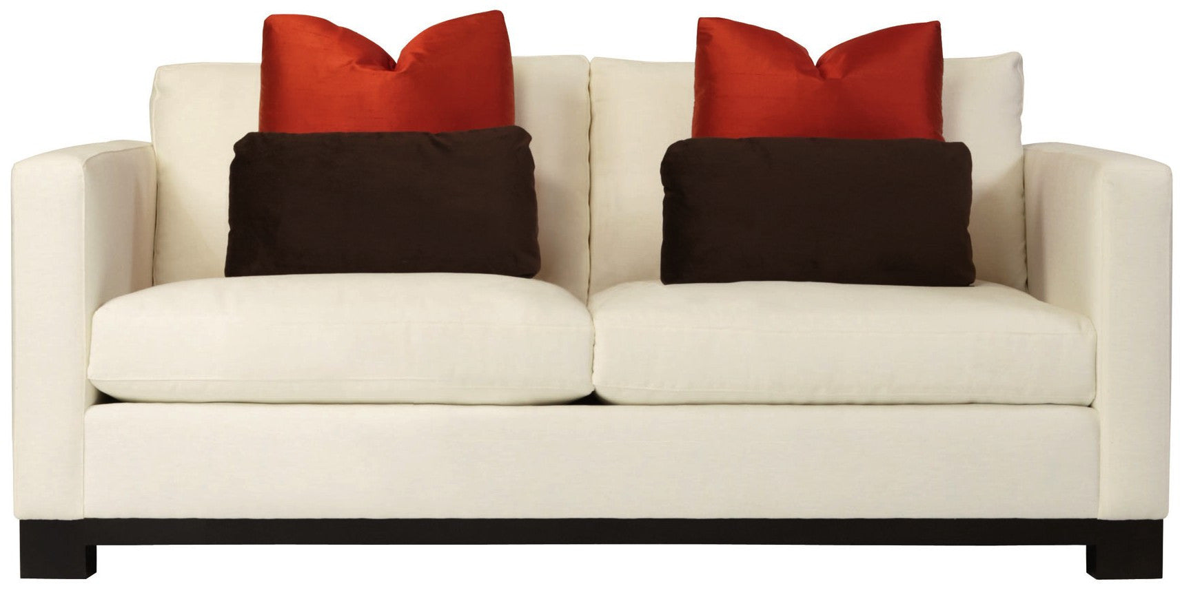 Loveseat shown.