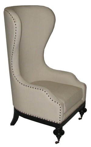 Classic Modern Attention Occasional Chair