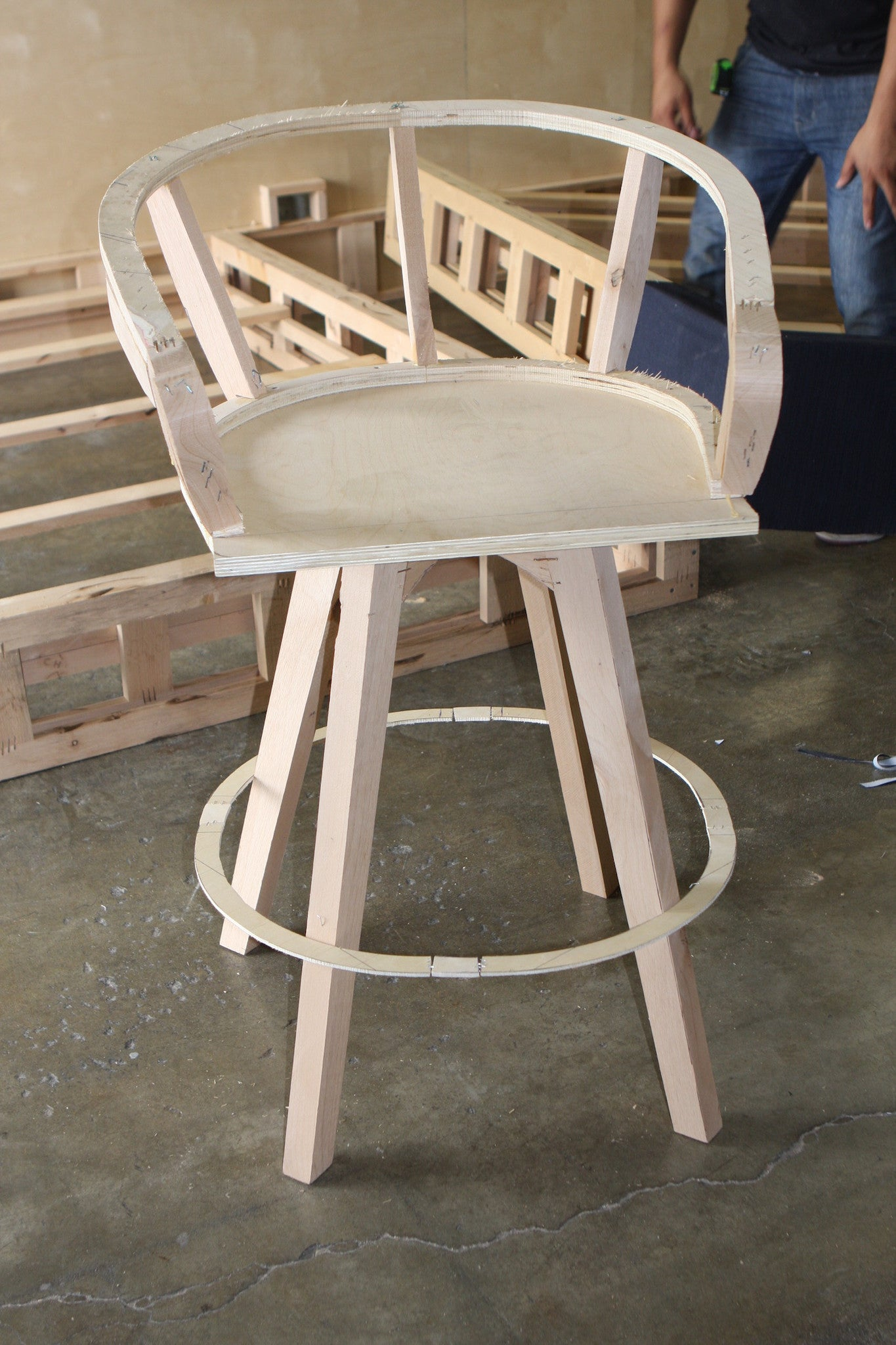 ... Designing and Building Custom Chairs ... & Designing and Building Custom Chairs u2013 Mortise u0026 Tenon