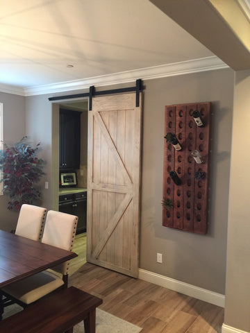 CustomReclaimed Wood Barn Door