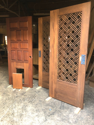 Laser Panel Pocket Doors