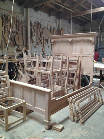 Building Custom Furniture For a TV Show