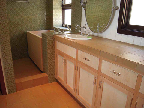 Zen Bathroom Cabinets