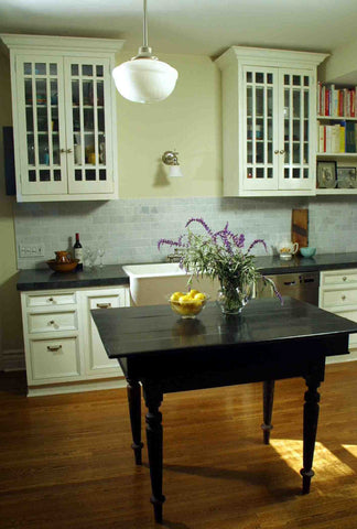 Custom Kitchen Cabinets for Heather O'Donovan Interior Design