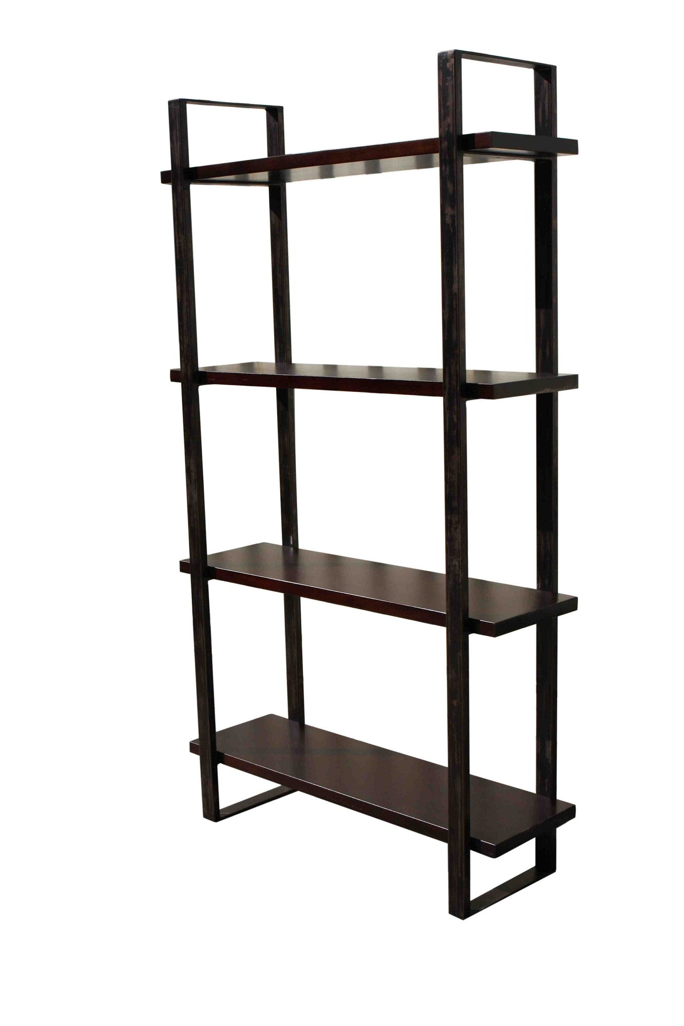Portland Metal Bookcase