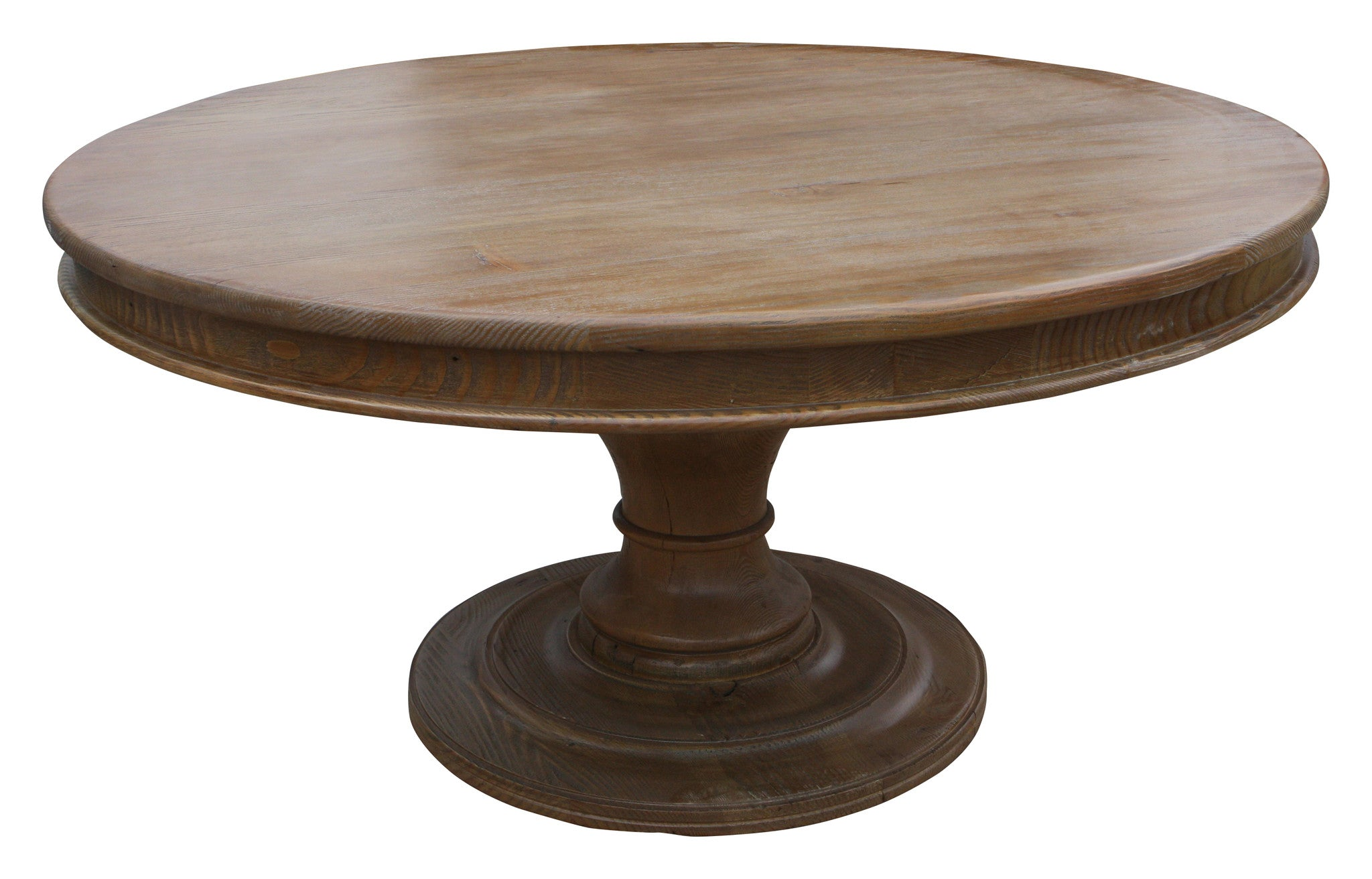 ... Custom Made Pedestal Round Table ...
