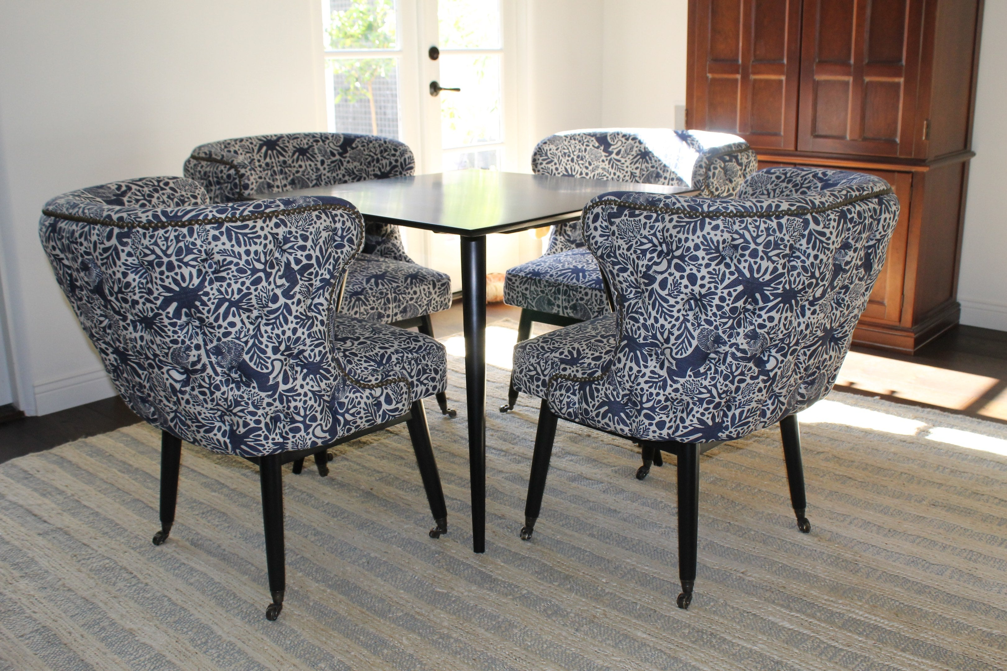... Brentwood Chair Upholstered Dining Chair ...