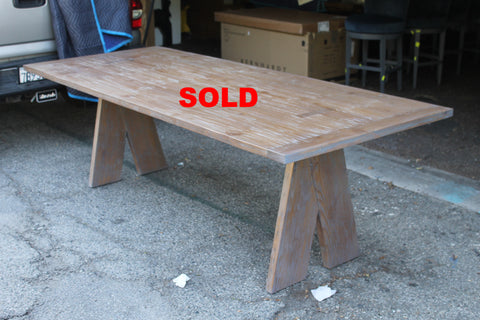 Farm Boy Dining Table