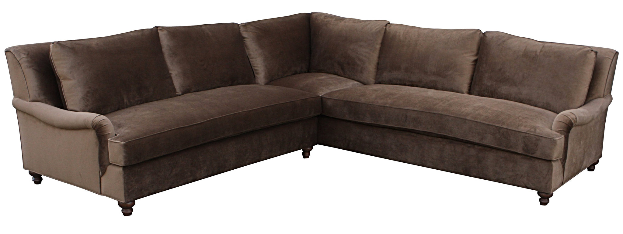 Elton Classic Sectional Sofa