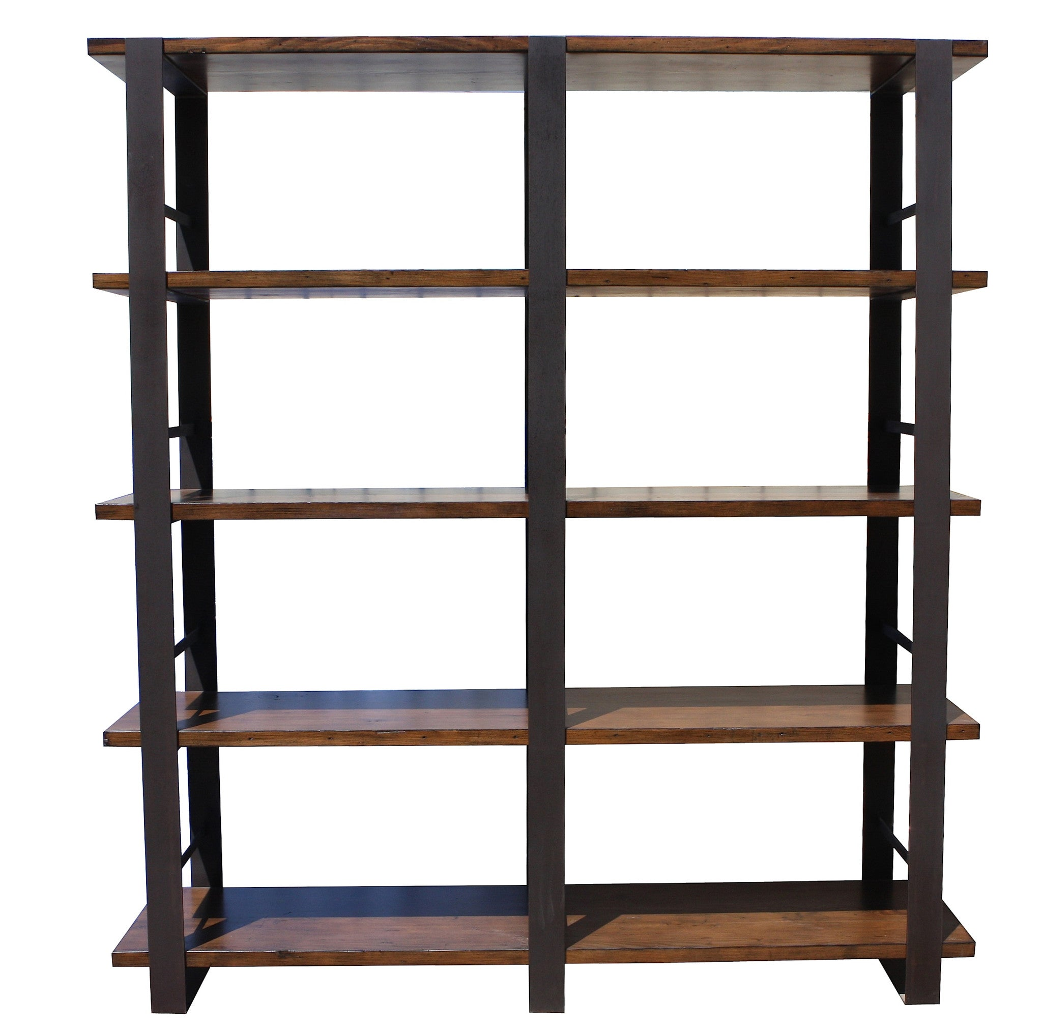 Detroit Industrial Bookcase