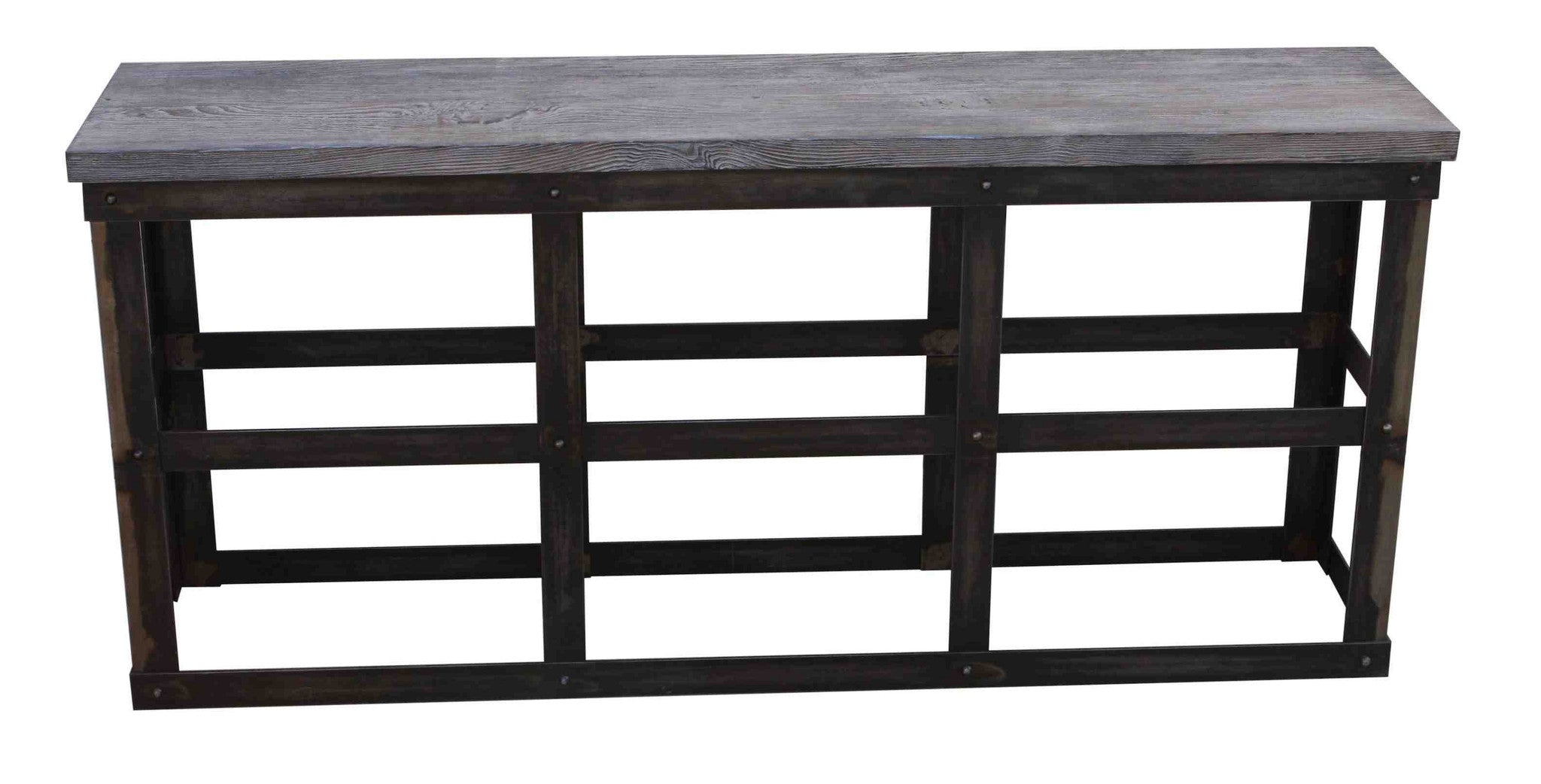 New York Industrial Console