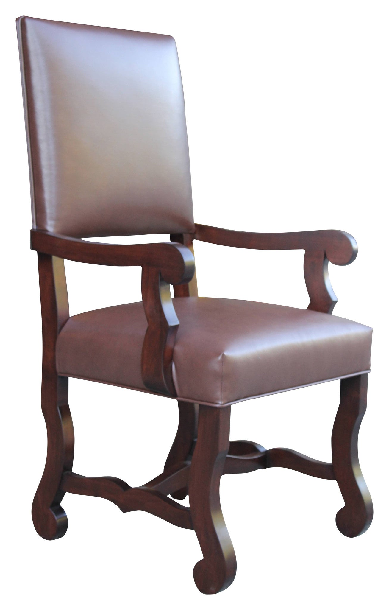 Spanish Colonial Dining Chair – Mortise & Tenon