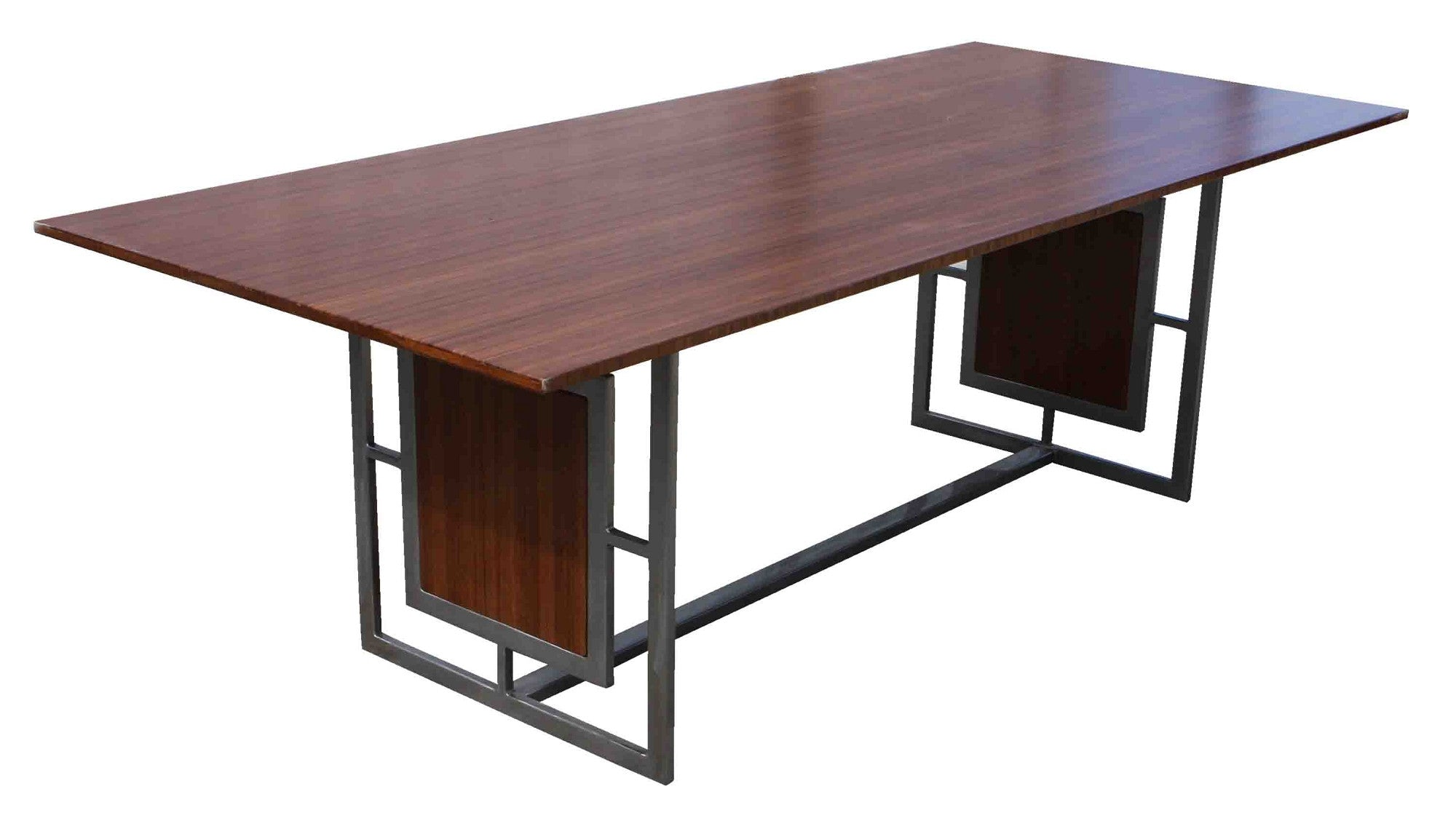 Lloyd Dining Table Mortise Tenon - 36 x 96 conference table
