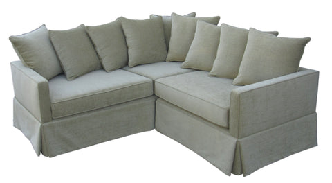 Slip Cover Sectional