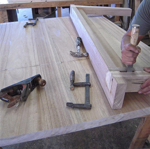 It's All About The Mortise & Tenon Wood Joints