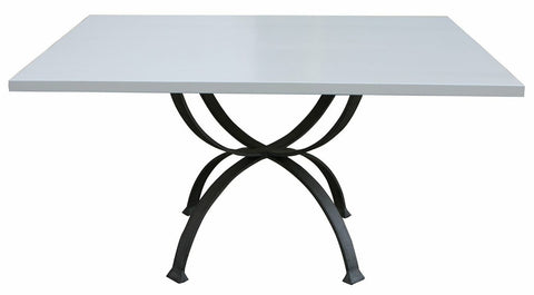 Palm Springs Pedestal Dining Table