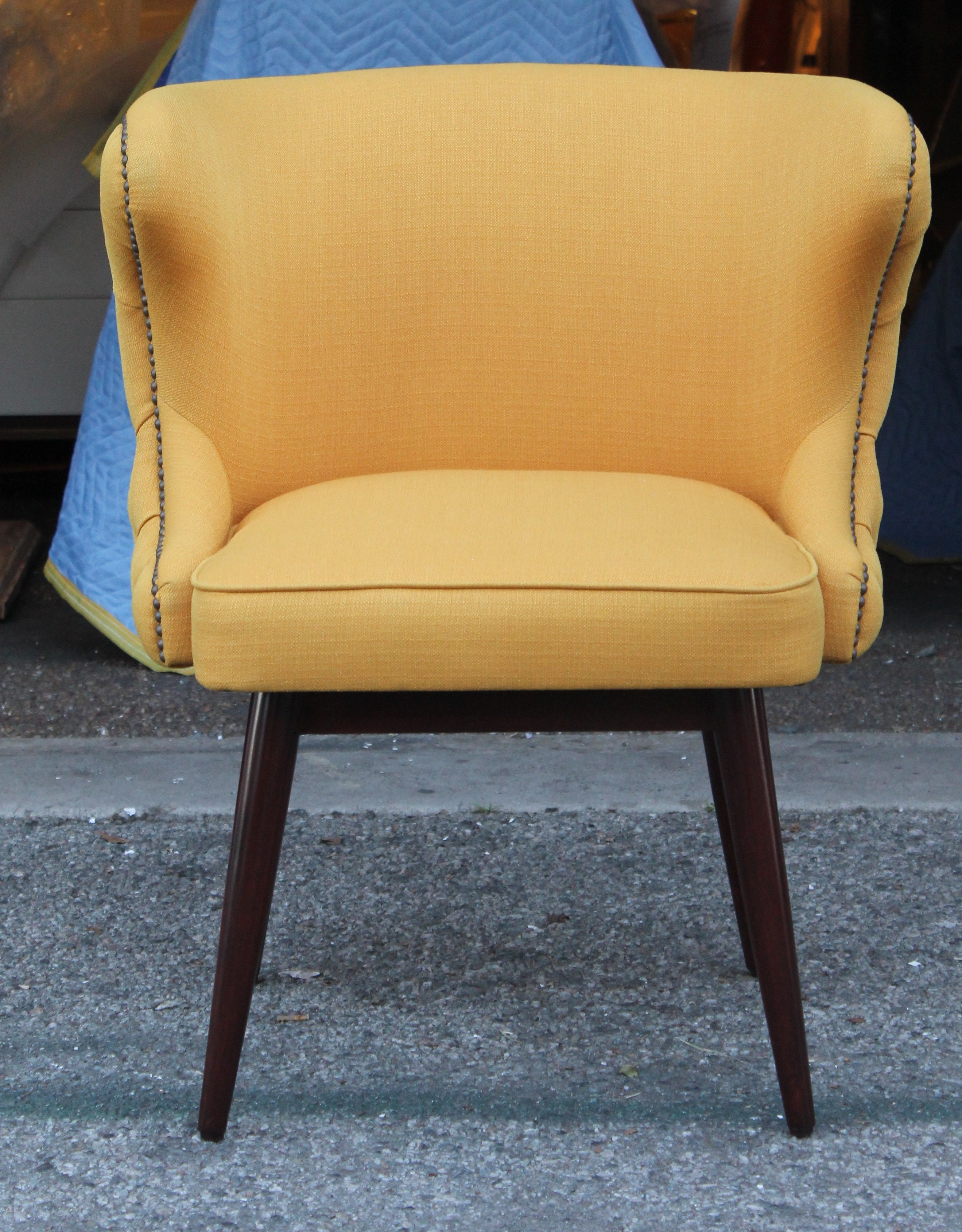 Brentwood Chair Upholstered Dining Chair ...