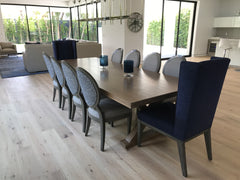 Modern Los Angeles Architecture and Interior Design -Dining Room