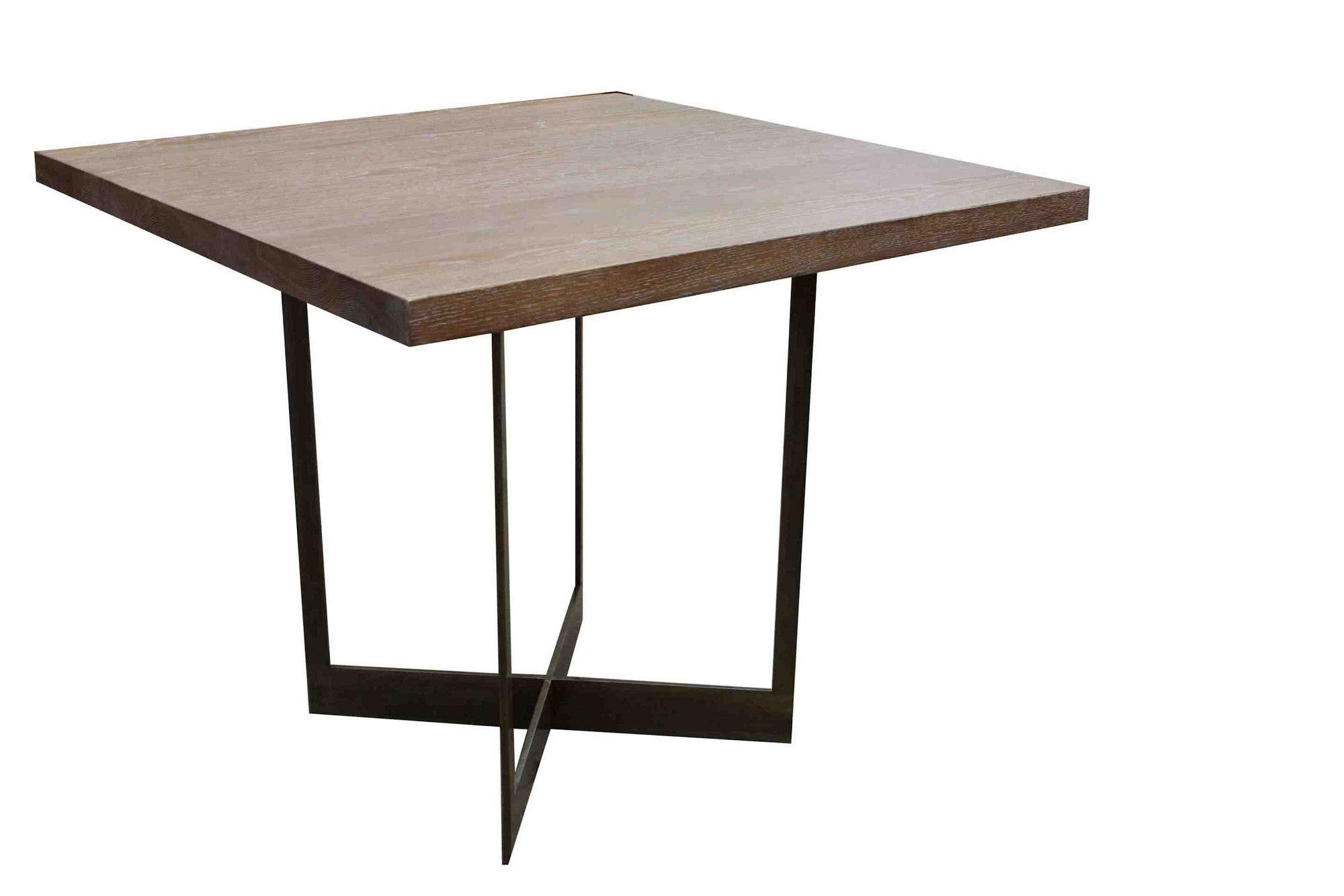Charmant Industrial Modern Game Table ...