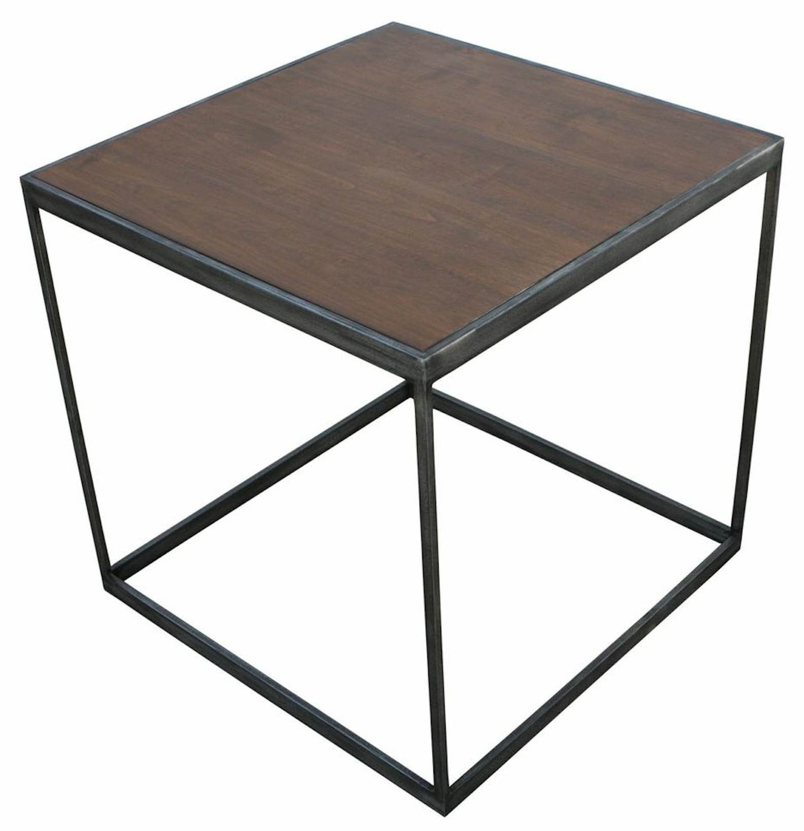 Modern end tables - Industrial Modern End Table Industrial Modern End Table