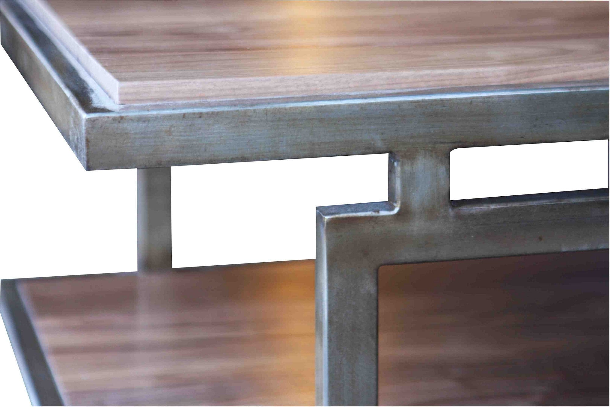 Tribeca Cocktail Table In Solid Walnut Mortise Amp Tenon