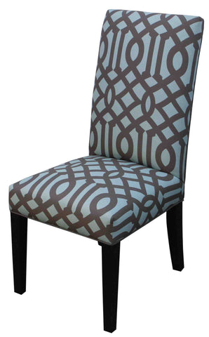 Stanford Upholstered Tapered Leg Side Chair
