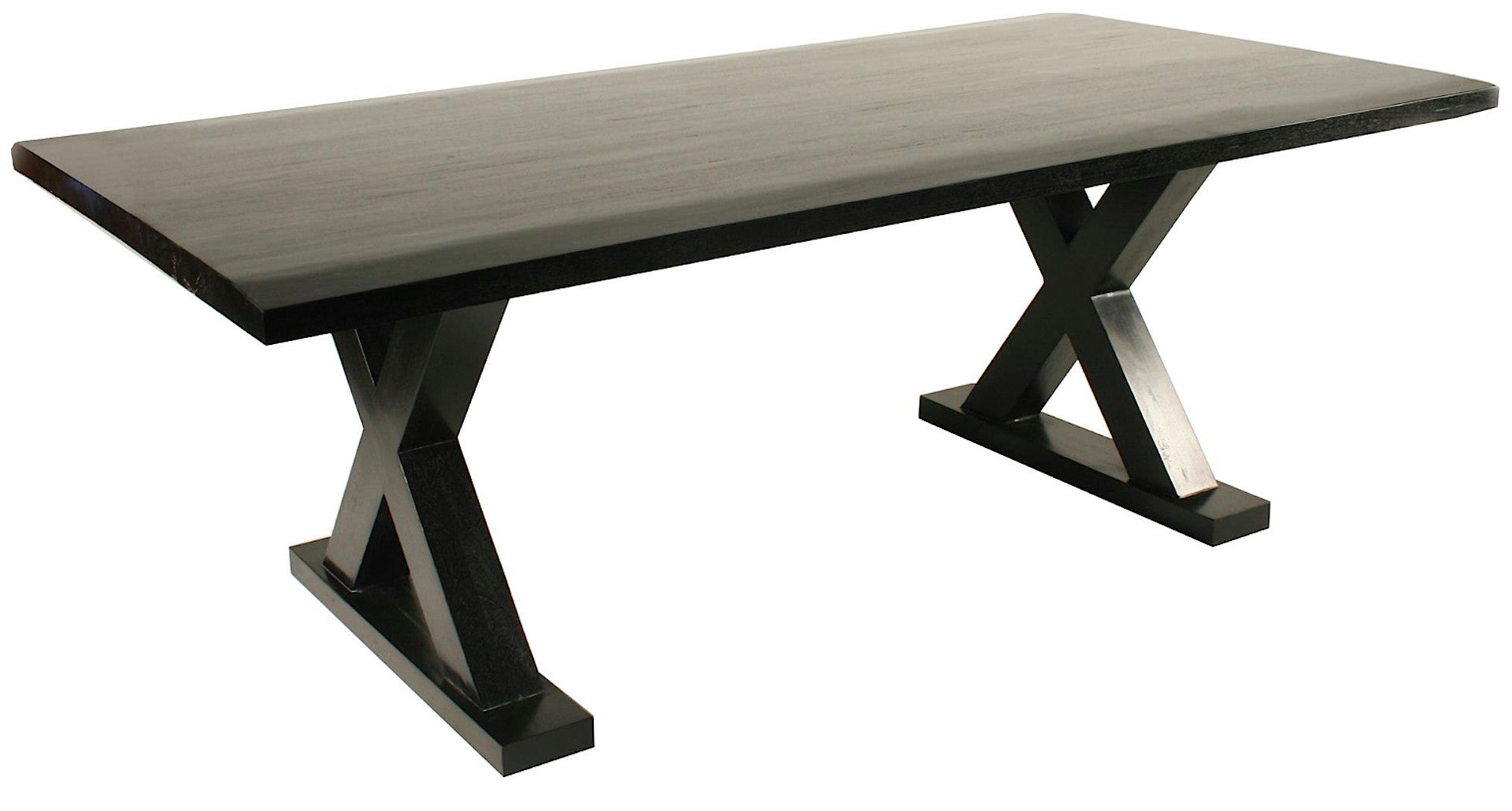 Dining Tables  Page   Mortise  Tenon - X base dining table