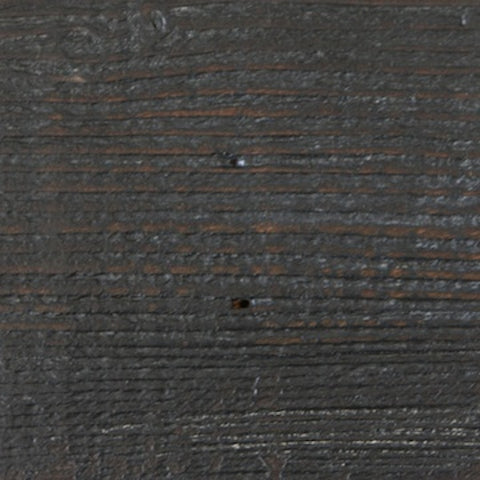 Asphalt Wood Finish On Reclaimed Douglas Fir Salvaged From