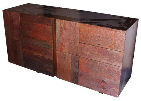 Old Barn Wood Cabinet