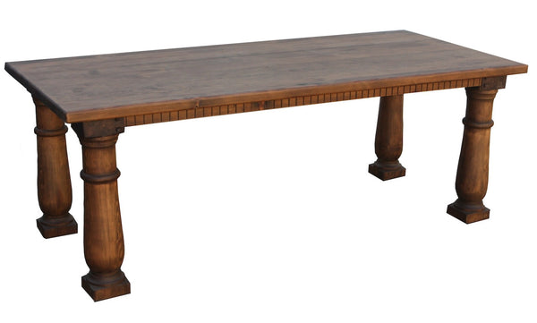 La brea furniture store mortise tenon in los angeles for Non wood dining table