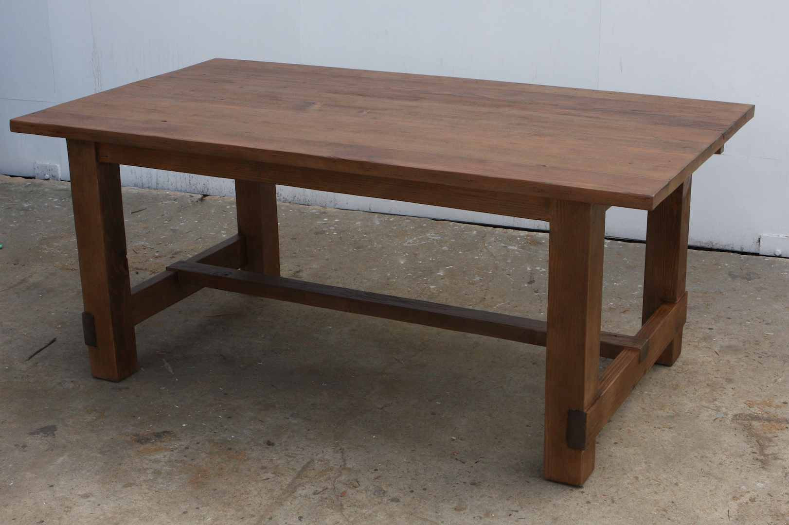 New England Farm Table This Table Is Shown With 2 18
