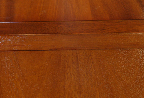 Wood: Mahogany / Stain: Cooper Dark / Finish: Satin Lacquer