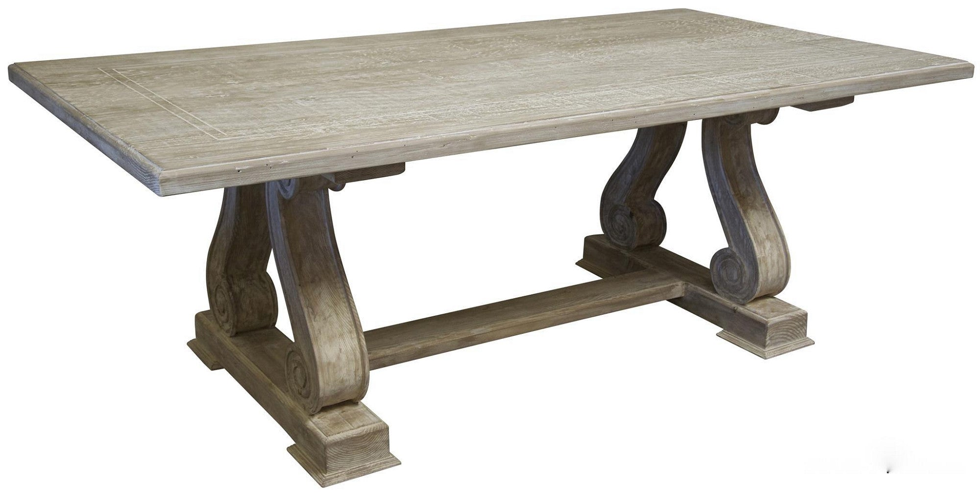 Vintage Metal Dining Table Industrial Rustic Calia Style Dining Table Vintage Reclaimed Wood