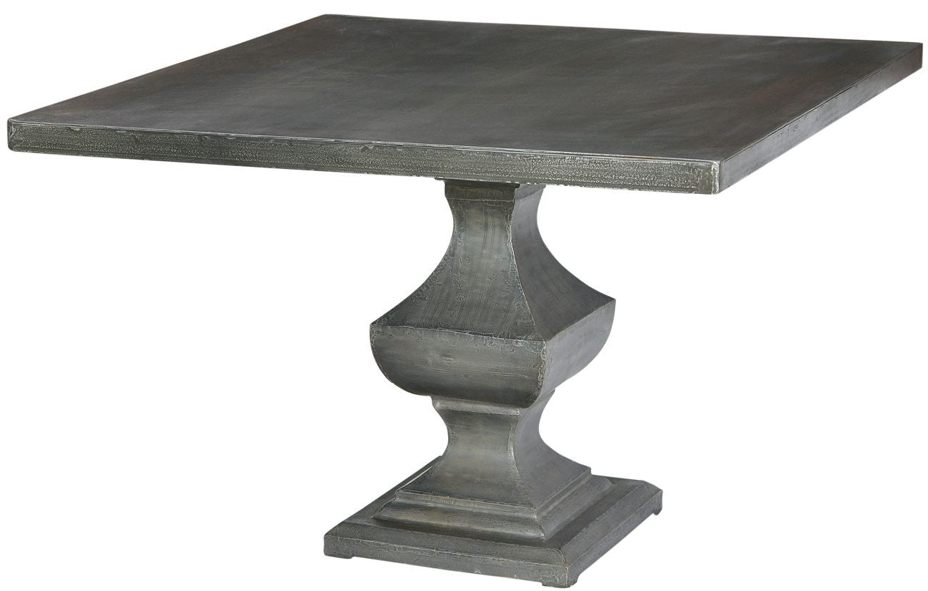 Pedestal Dining Table Square Pedestal Dining Table Mortise Tenon