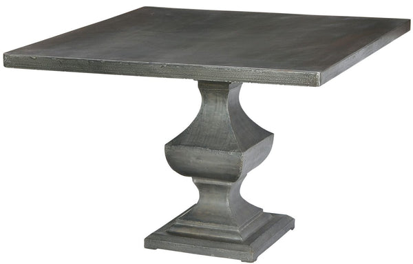 Square Pedestal Dining Table Mortise Amp Tenon