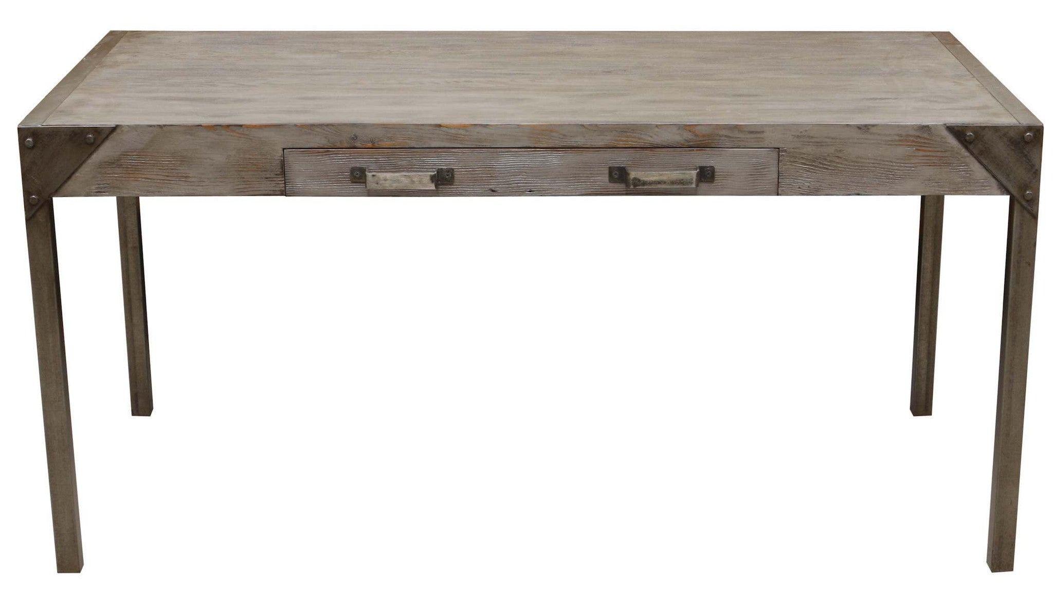 Urban Desk in Reclaimed Wood