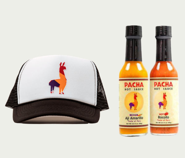 Gift Set Combo Pack with Trucker Hat