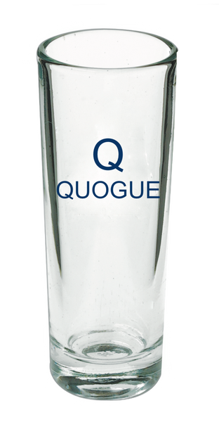 Quogue Shot Glass