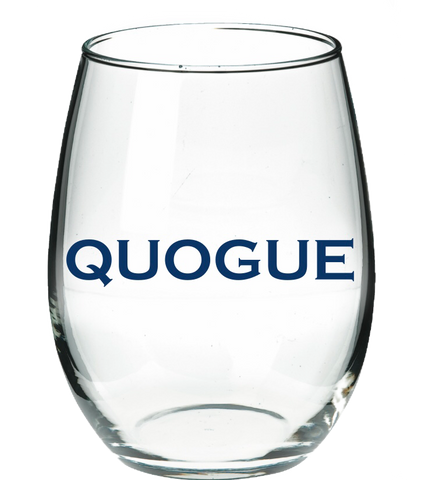 Quogue Stemless Wine Glass (22 oz)
