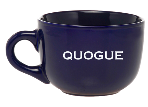 20 oz Nautical Navy Quogue Mug