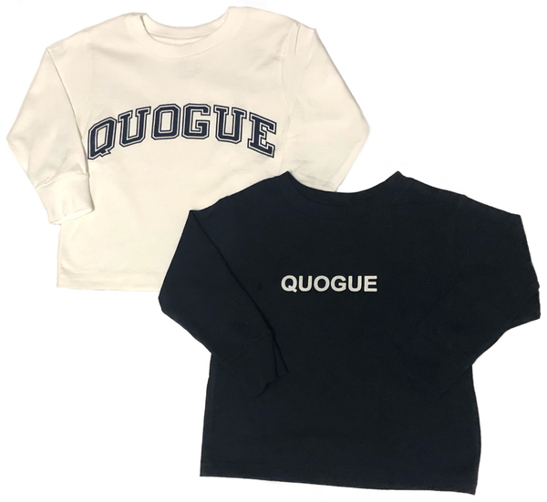 Quogue Infant & Toddler Long Sleeve Shirt