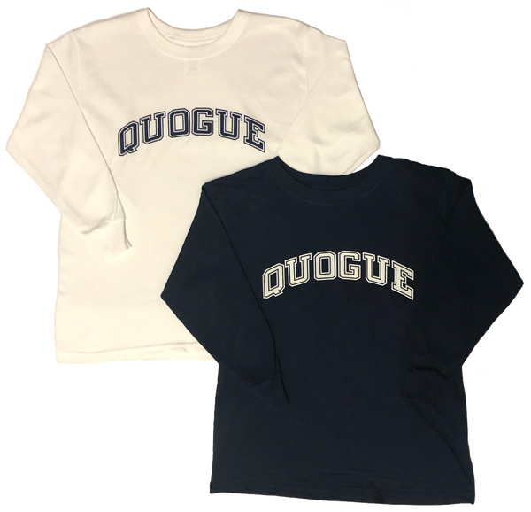 Quogue Adult Long Sleeve Shirt