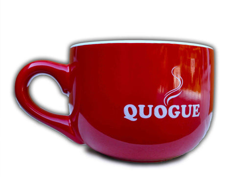 Jumbo Quogue Soup/Cocoa Mug