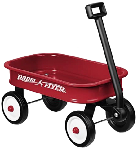 Small Radio Flyer Wagon