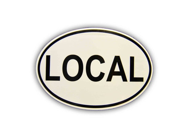 Local sticker