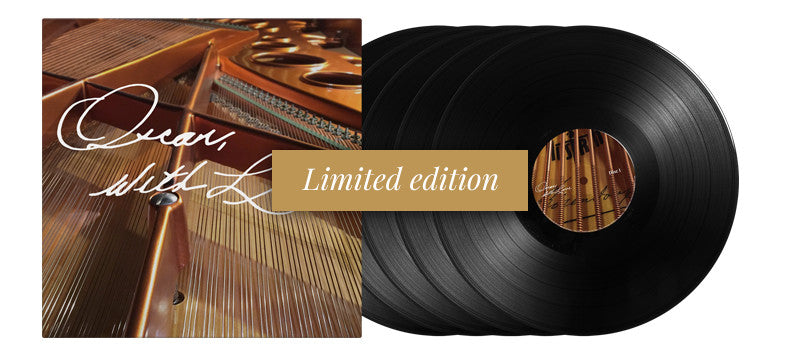 Limited Edition 5-LP Vinyl Set