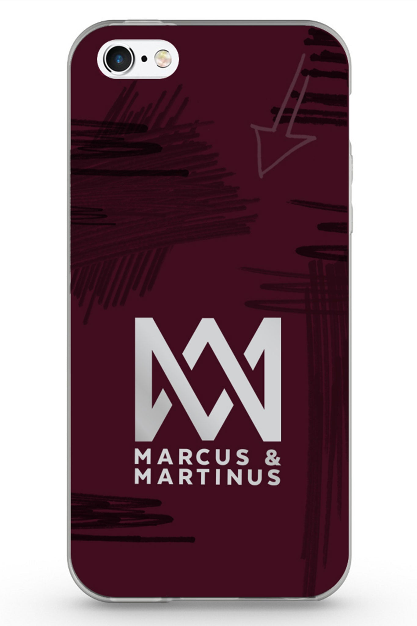 Marcus & Martinus - iPhone deksel - Logo